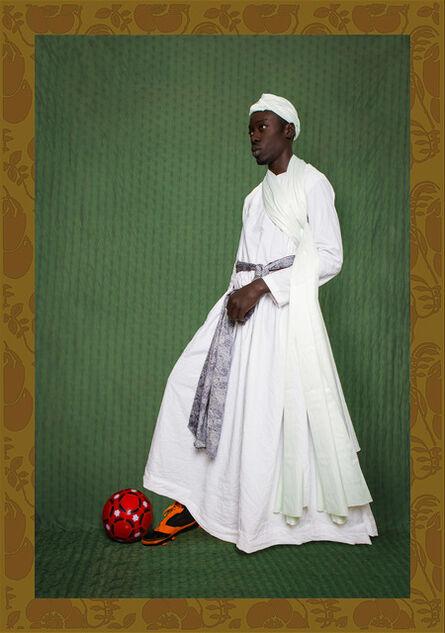 Omar Victor Diop, 'Malick Ambar ', 2015