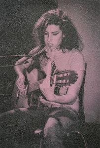 David Studwell, 'Amy Winehouse IV', 2017-2019