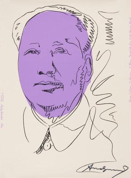 Andy Warhol, 'MAO 1974', 1974