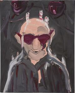 Tala Madani, 'Sunglasses', 2008