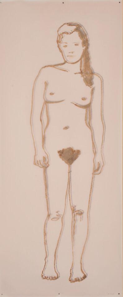 Lisa Brice, 'Untitled (Well Worn 38)', 2015