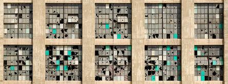 Rich Frishman, 'Broken Windows; Albuquerque, New Mexico', 2016