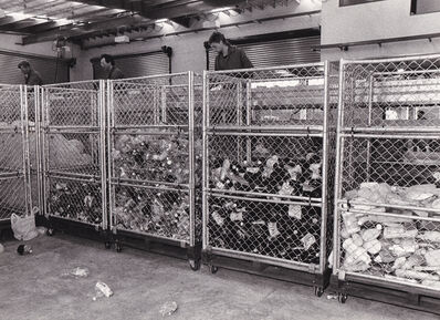 Gil Hanly, 'North Shore Recycling Transfer Section', 1990