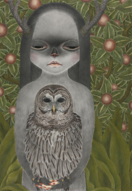 Yoo-Jin Sung, 'The time of the owl', 2013