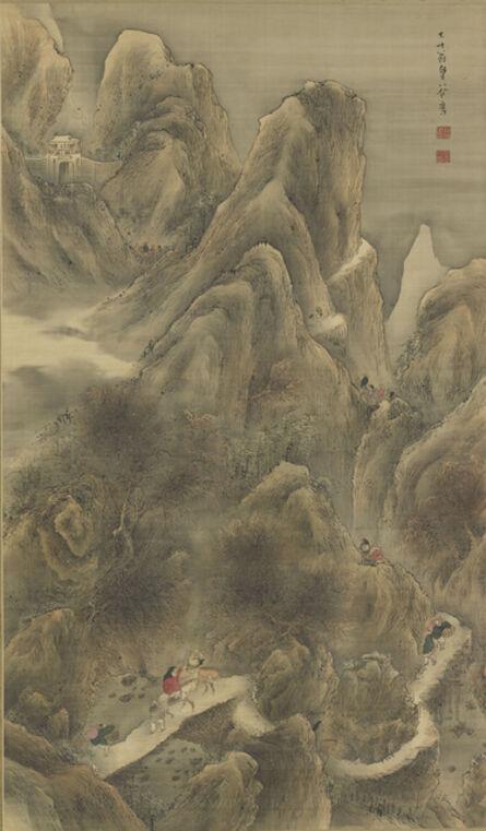 Yokoi Kinkoku, 'The Road to Shu. Japan, Edo period (1615–1868)', 1830