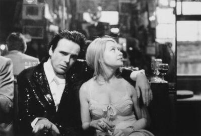 Carla Borel, 'Dean Street: Sebastian and Babette at the Colony', ca 1990's
