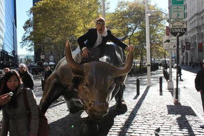 Rande Cook, 'Vanity Taking Wall Street', 2013