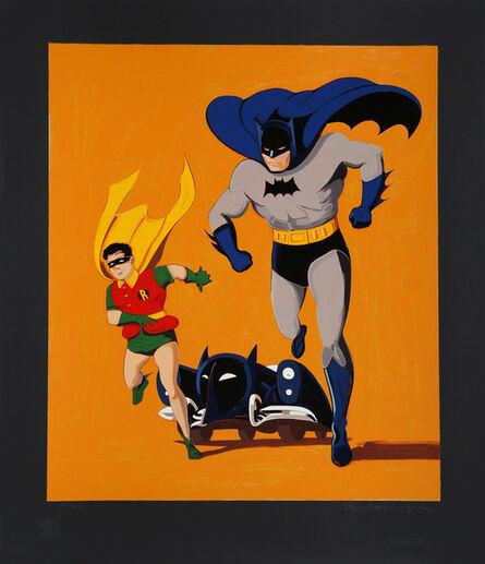 Mel Ramos, 'Batmobile (Black)', 1989