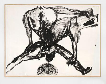 Martin Disler, 'Ohne Titel', 1982