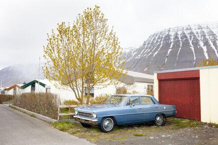 Maroesjka Lavigne, 'Blue Car, Ísafjörður', 2011