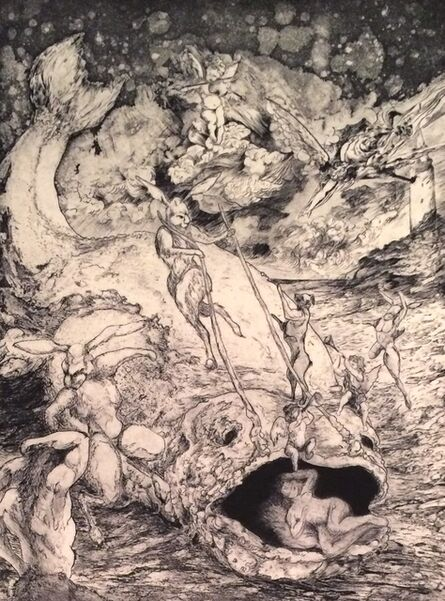 Daniel Birdsong, 'The Whopper's Ball, State II', 2014