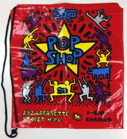 Keith Haring, 'Keith Haring Pop Shop bag', ca. 2000