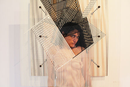 Erika Ordosgoitti, 'Intervención sobre Soto', 2015