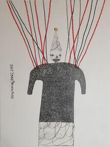 Benjamin Jones, 'Frail Clown', 2007