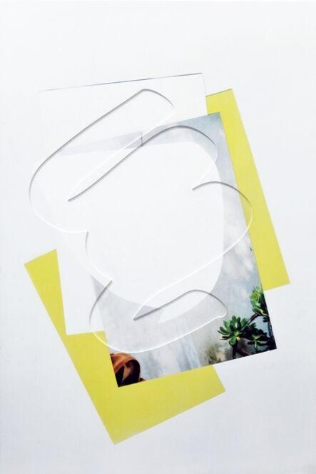 Kate Bonner, 'Displacing space', 2015