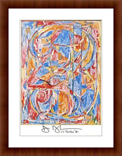 Jasper Johns, 'Zero through Nine (Hand Signed and Dated)', 1981