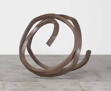 Bernar Venet, 'Ligne indéterminée ', 1986
