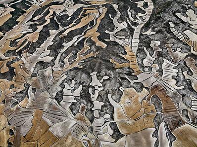 Edward Burtynsky, 'Dryland Farming #12, Monegros County, Aragon, Spain', 2010