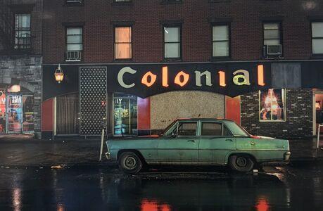 Langdon Clay, 'Colonial Car, Chevrolet Nova 230, Hoboken, NJ', 1975
