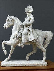Emmanuel Fremiet, 'Statue équestre de Napoléon (Equestrian statue of Napoleon)'