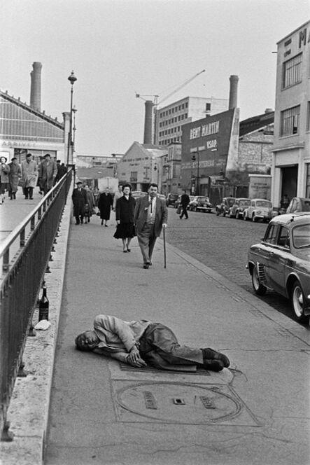 Johan van der Keuken, 'Pais', 1956-1958