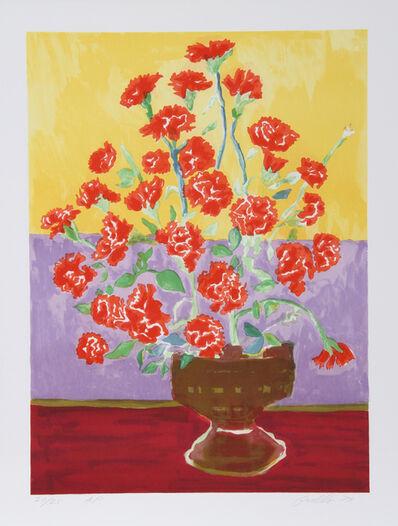 John Grillo, 'Carnations', 1979