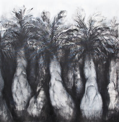 Dan Beudean, 'Palm Trees', 2013
