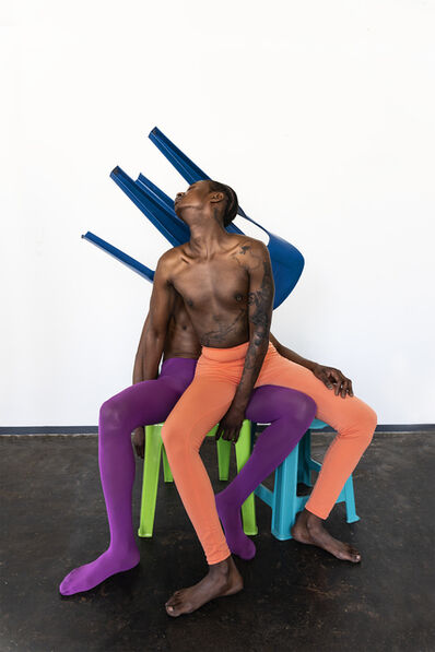 Jamal Nxedlana, ' Third Body 'Model 24'', 2020