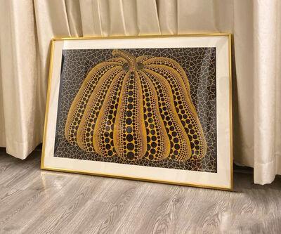 Yayoi Kusama, 'Yayoi Kusama pumpkin puzzle framed', 2019