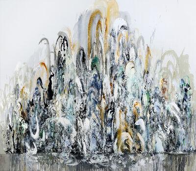 Maggi Hambling, 'Wall of water II', 2011