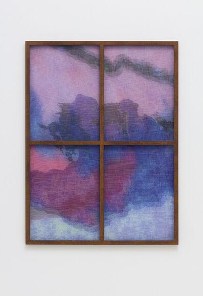 Rosha Yaghmai, 'Window, Book of Kings 1', 2020