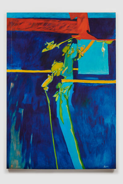 James Moore, 'Untitled I (Blue Red)', ca. 1970