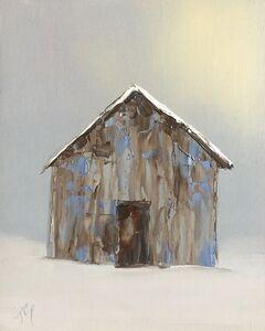 Leigh Ann Van Fossan, 'Blue', 2018
