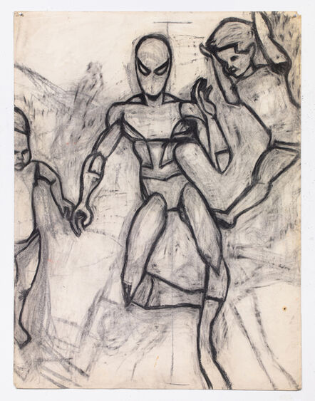 Joyce Pensato, 'Untitled', ca. 1976