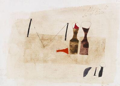 Julius Bissier, 'H. 23 Mai 65', 1965