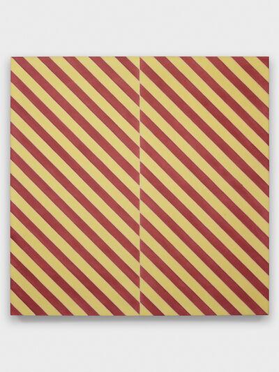 Frank Stella, 'Tetuan II', 1964