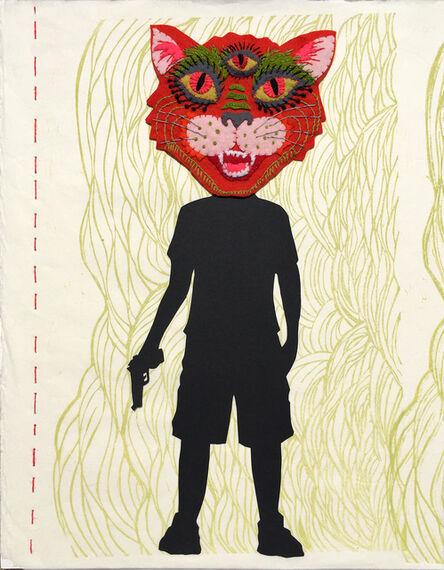 Kathryn Hunter, 'Don't Shoot', 2017