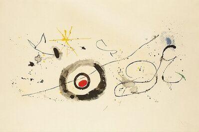 Joan Miró, 'Crossing the Mirror', 1963