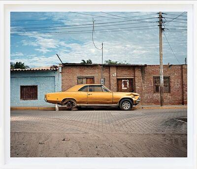 Andrés Marroquín Winkelmann, 'Colectivo 13 (La gata)', 2012/2014