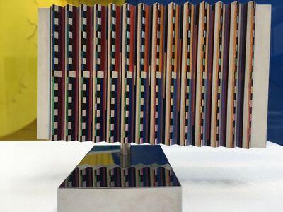 Yaacov Agam, 'Spinning Polymorph', 1983