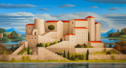 Renny Tait, 'Castle Cardona', 2021