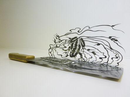 Li Hongbo 李洪波, 'Lotus Pond', 2014