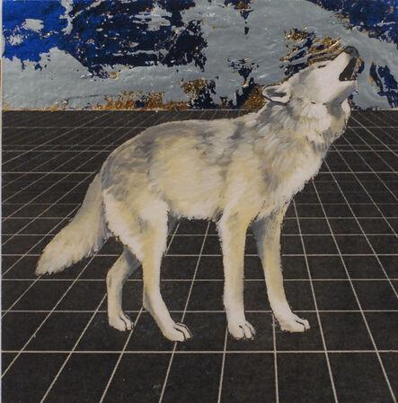 Alexis Kandra, 'Alpha Wolf', 2019