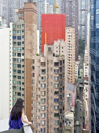 Jun Ahn, 'Self-Portrait (Hong Kong)', 2011