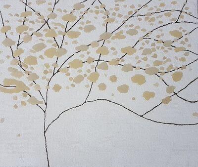 Sarah Walker (b.1966), 'White Tree', 2018