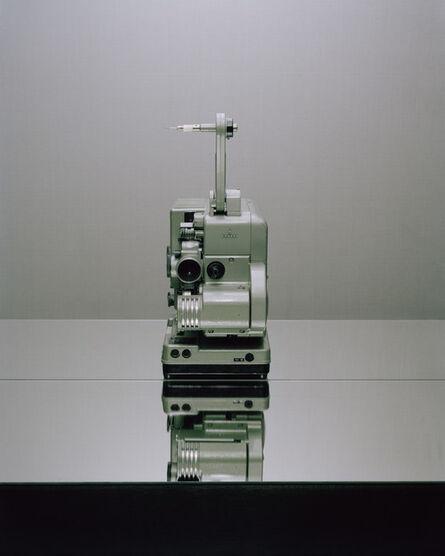 Ricarda Roggan, 'SIEMENS (Projektor 2000)', 2018