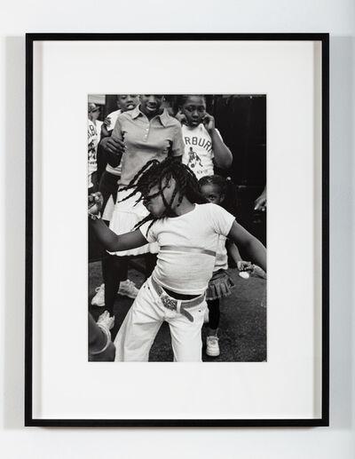 Martine Barrat, 'The ground has sound (Harlem)', 1988