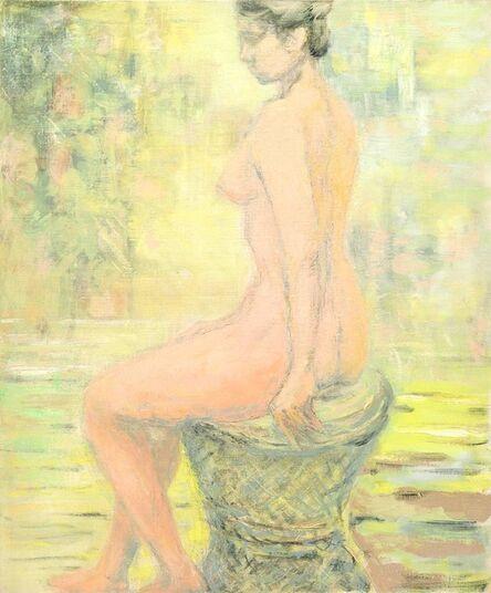 Cheng Chung-chuan, 'Nude Woman', 1980