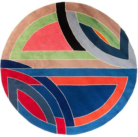 Frank Stella, 'Sinjerli Variation II Tapestry', c. 1976