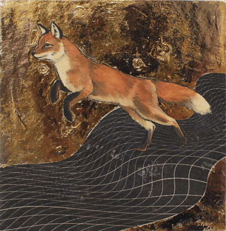 Alexis Kandra, 'Searching Fox', 2019